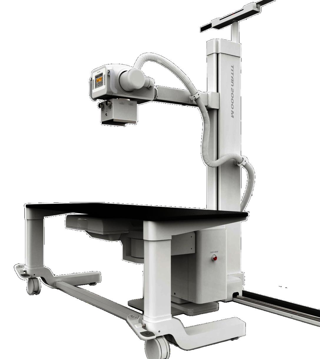 DR数字化X光成像系统